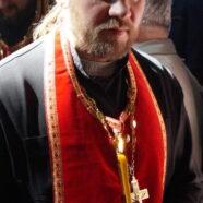 Пасхальное приветствие иерея Георгия Потапенкова