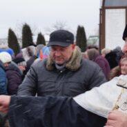 Празднование Крещения Господня (ФОТО)